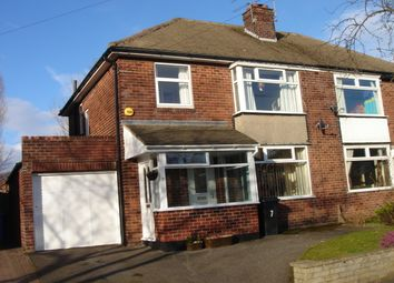 Thumbnail 3 bed semi-detached house to rent in Brocklehurst Ave, Sheffield