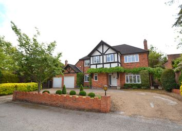 Thumbnail 4 bed detached house to rent in Hillside, Canon Hill Close, Bray, Maidenhead
