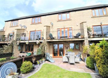 Thumbnail 4 bed town house for sale in Bridge Mill Court, Chorley