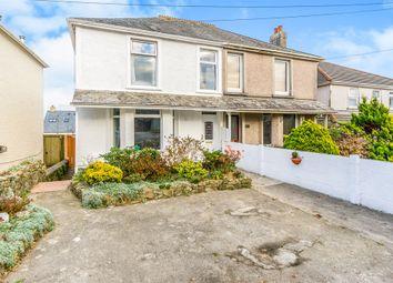 Thumbnail 3 bed semi-detached house for sale in Callington Road, Saltash