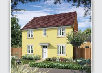 "Thumbnail 4 bed detached house for sale in ""The Albany"" at West Hill, Wincanton"
