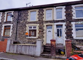 Thumbnail 3 bed terraced house to rent in Penygraig -, Tonypandy
