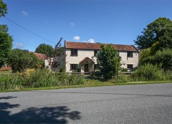 Thumbnail 5 bedroom detached house for sale in Somerset Cottage, Harp Road, Brent Knoll, Somerset