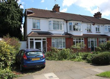 Thumbnail 4 bed end terrace house for sale in Uvedale Road, Enfield