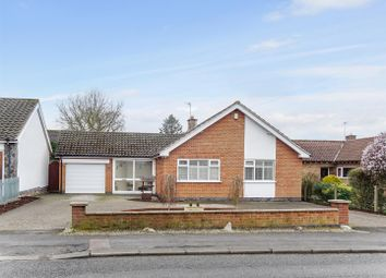 Thumbnail 2 bed detached bungalow for sale in Anson Road, Shepshed, Leicestershire