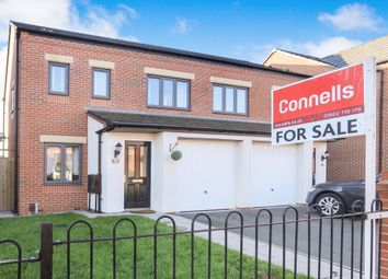 Thumbnail 3 bedroom semi-detached house for sale in Coningsby Drive, Ettingshall Place, Wolverhampton