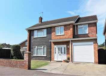 Thumbnail 4 bedroom detached house for sale in Gordon Way, Dovercourt, Harwich