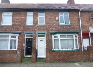 Thumbnail 3 bed terraced house for sale in Alverstone Avenue, Hartlepool