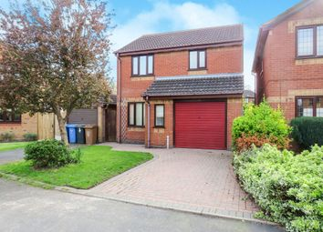 Thumbnail 3 bed detached house for sale in Millcroft Way, Handsacre, Rugeley
