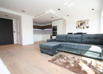 Thumbnail 2 bed flat to rent in Keybridge Loft Apartments, Wyvil Road, London