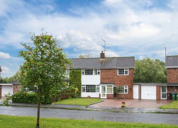 Thumbnail 4 bed semi-detached house for sale in Narbeth Drive, Aylesbury