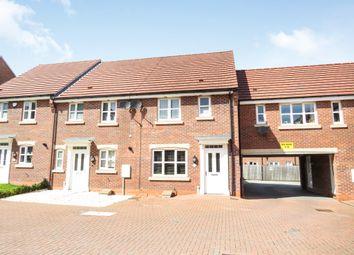 Thumbnail 3 bed end terrace house for sale in Spire Close, Lincoln