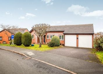 Thumbnail 4 bed bungalow for sale in Llys Y Nant, Pentre Halkyn, Holywell, Flintshire