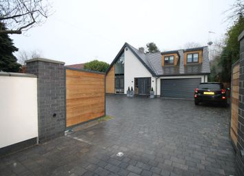 Thumbnail 5 bed detached house for sale in Middle Drive, Ponteland, Newcastle Upon Tyne