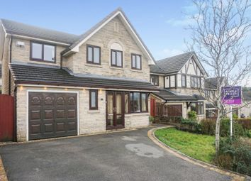 Thumbnail 4 bed detached house for sale in Old Kiln Lane, Grotton