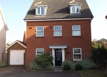 Thumbnail 5 bed detached house for sale in Kesgrave, Ipswich