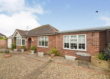 Thumbnail 2 bed detached bungalow for sale in Gloucester Avenue, Melton Mowbray