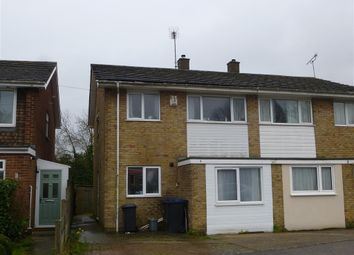 Thumbnail 4 bed property to rent in Mead Way, Canterbury