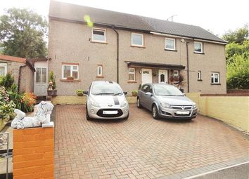 Thumbnail 3 bedroom semi-detached house for sale in Heol Horeb, Cymmer, Porth