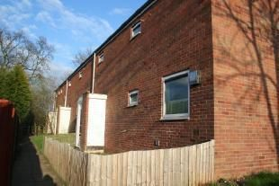 Thumbnail 3 bedroom terraced house to rent in Martley Close, Woodrow, Redditch