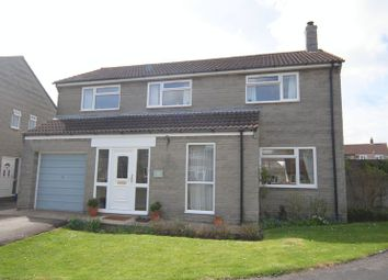Thumbnail 4 bed detached house for sale in Parklands Way, Somerton
