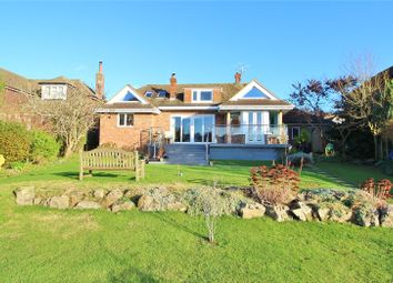 Thumbnail 4 bed bungalow for sale in The Heights, Findon Valley, Worthing, West Sussex