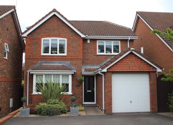 Thumbnail 4 bed detached house for sale in Norman Keep, Warfield
