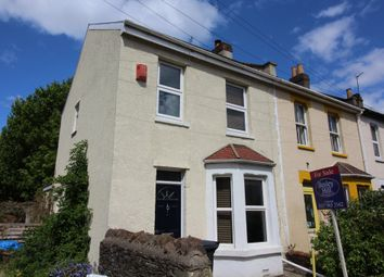 Thumbnail 2 bed end terrace house for sale in Grove Park Terrace, Fishponds, Bristol