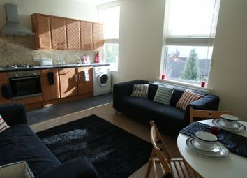 Thumbnail 3 bed flat to rent in Burley Road, Burley, Leeds