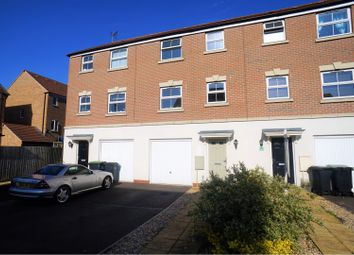 Thumbnail 4 bed town house for sale in Nero Way, North Hykeham