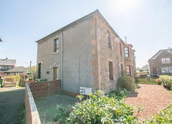 Thumbnail 3 bed flat for sale in 22 Thorburn Crescent, Annan, Dumfries & Galloway