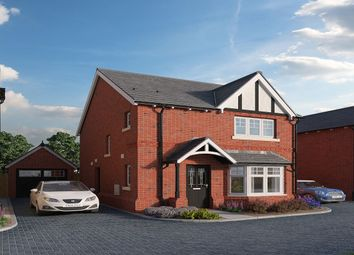 Thumbnail 3 bedroom detached house for sale in Ash Meadows, Preston Road, Inskip, Preston