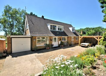 Thumbnail 4 bed detached house for sale in Station Road, Watlington, King's Lynn