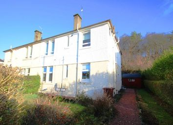 Thumbnail 2 bedroom flat for sale in Finlaystone Road, Kilmacolm