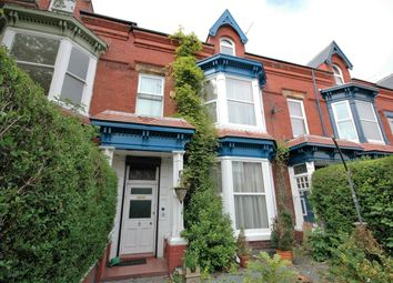 Thumbnail 6 bedroom terraced house for sale in Grange Road, Hartlepool