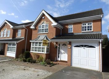 Thumbnail 4 bedroom detached house for sale in Woodrush Road, Ipswich, Suffolk