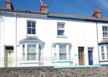 Thumbnail 3 bedroom terraced house for sale in Odun Terrace, Appledore, Bideford