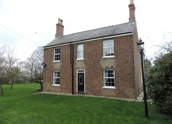 Thumbnail 1 bed detached house to rent in Main Road, Hop Pole, Spalding, Lincolnshire