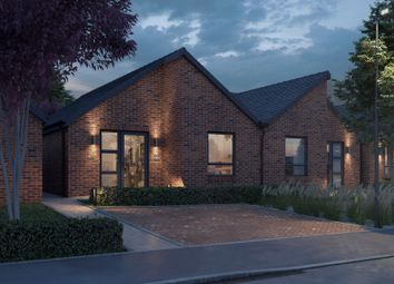 Thumbnail 2 bed semi-detached bungalow for sale in The Sunrise, Jacques Orchard, South Normanton