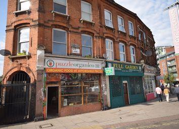 Thumbnail Retail premises for sale in Rye Lane, London
