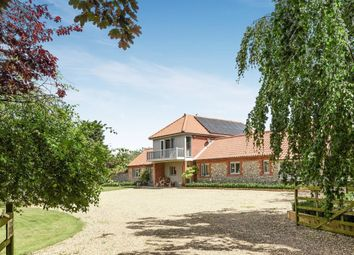 Thumbnail 4 bed detached house for sale in Old Rectory Lane, Blakeney, Holt