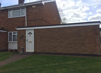 Thumbnail 3 bed semi-detached house to rent in Huntsmans Way, Leicester