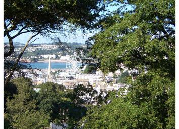 Thumbnail 3 bed flat for sale in Higher Woodfield Road, Torquay