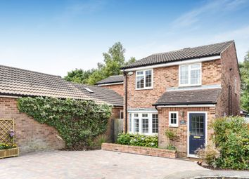 Thumbnail 4 bed detached house for sale in Cherry Tree Close, Sandhurst, Berkshire