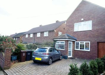 Thumbnail 4 bed end terrace house for sale in Abbots Avenue West, St.Albans