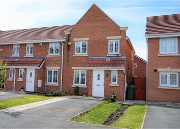 Thumbnail 3 bed end terrace house for sale in Kingham Close, Moreton