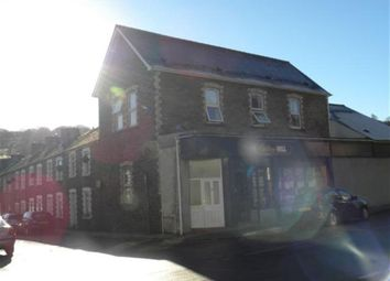 Thumbnail 2 bed flat to rent in High Street, Newbridge, Newport