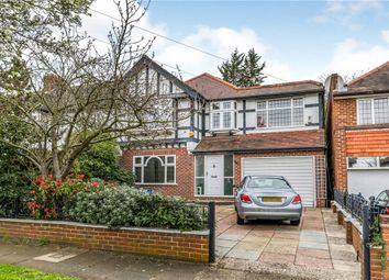 Thumbnail 3 bed detached house for sale in Ullswater Crescent, Kingston Vale, London