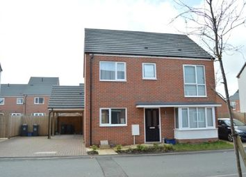 Thumbnail 5 bed detached house to rent in Centurion Crescent, Newcastle-Under-Lyme