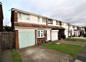 Thumbnail 3 bedroom end terrace house for sale in High Meadows, Chigwell, Essex